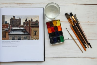 What's the latest watercolor on the horizon?