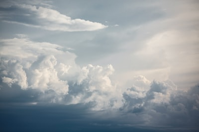 How to create a cloud brush photo with Photoshop (with a little help from your favorite cloud services)